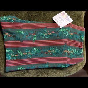 EUC. Christmas Leggings. Vintage. And so soft